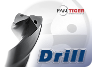 Carbide end mill Drill  Series